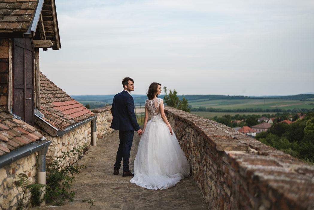 esküvő várnál