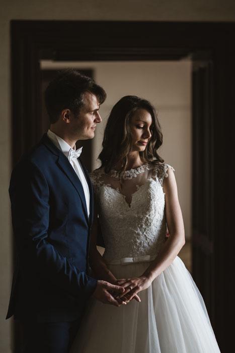 művészi esküvői fotós