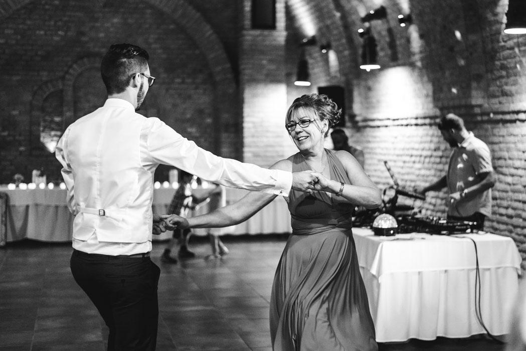 esküvő a Bodri Pincében