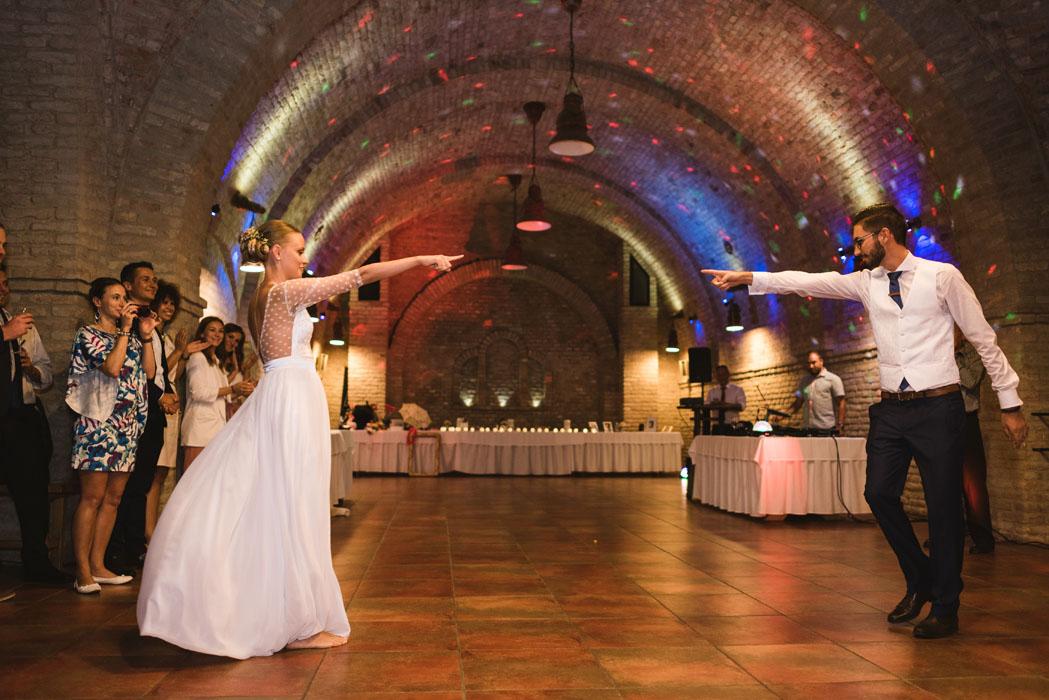 esküvő a Bodriban