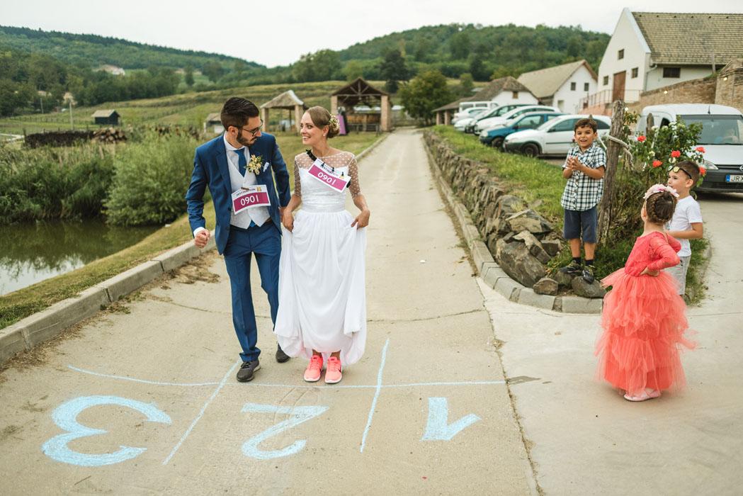 esküvő fotózás futó nagykövet