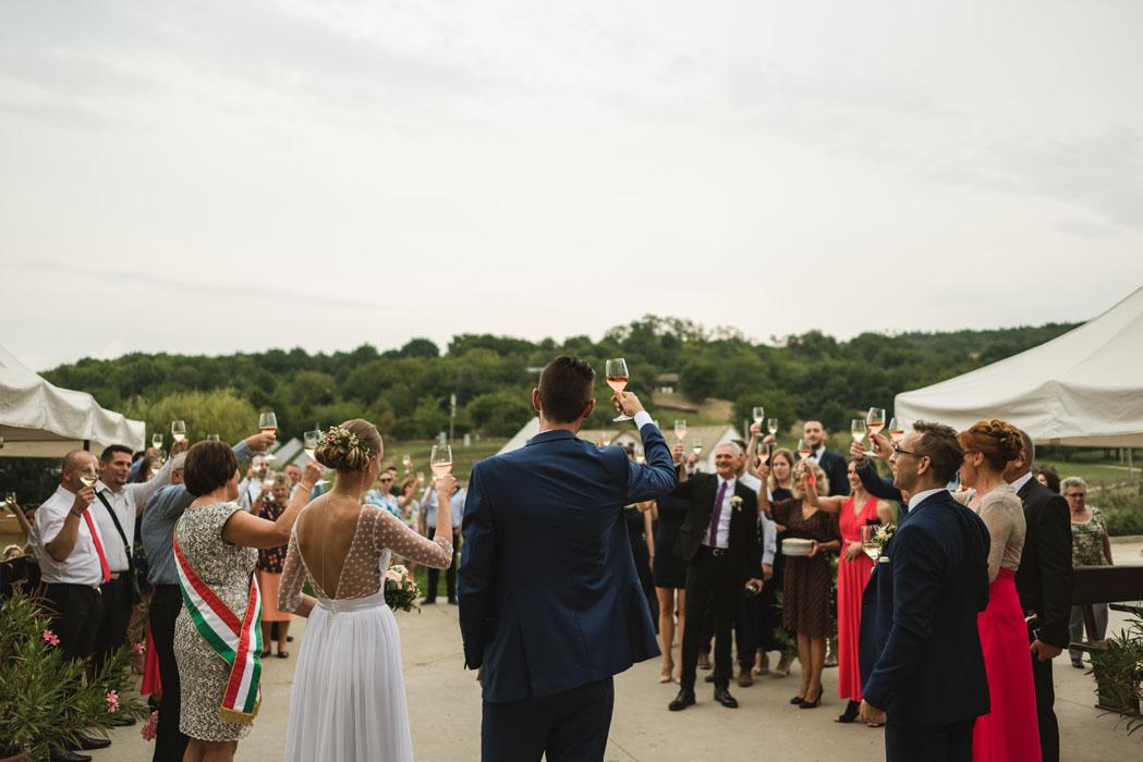 Bodri Pincészet esküvő