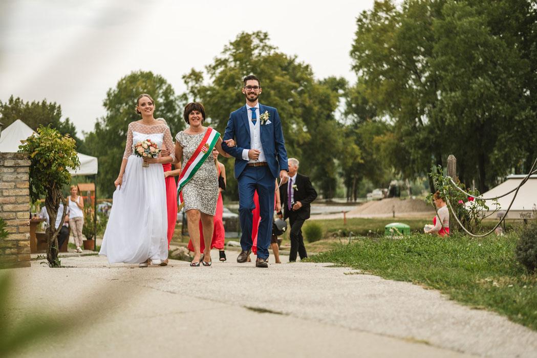 esküvői szertartás Bodri Pince