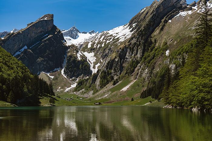Seealpsee Schweiz photographer