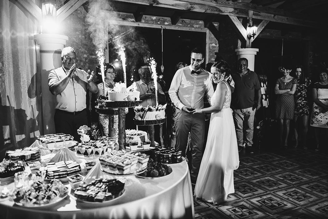 esküvő Mocz tanya