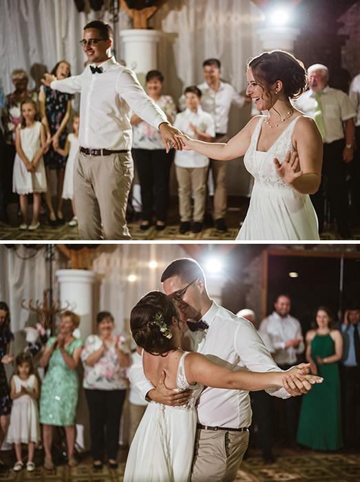 Mocz esküvő